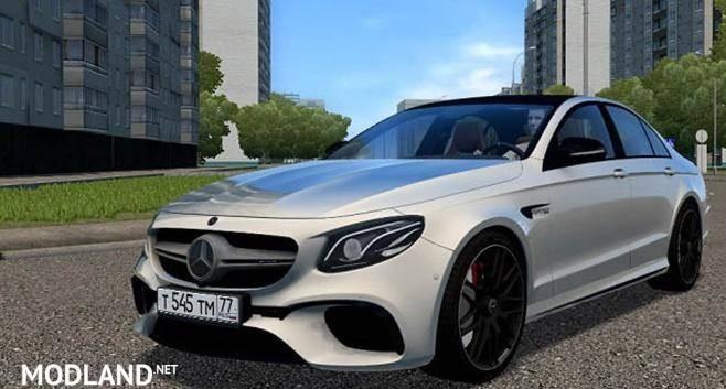 Mercedes-Benz E63S AMG [1.5.9]